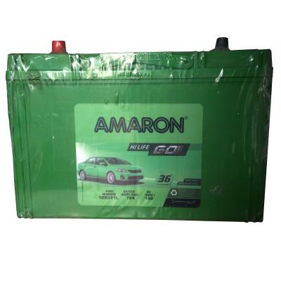 Amaron Car Battery AAM-GO-00105D31L 85AH