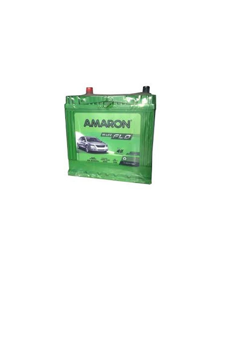Amaron Car Battery FLO 580112073 DIN80