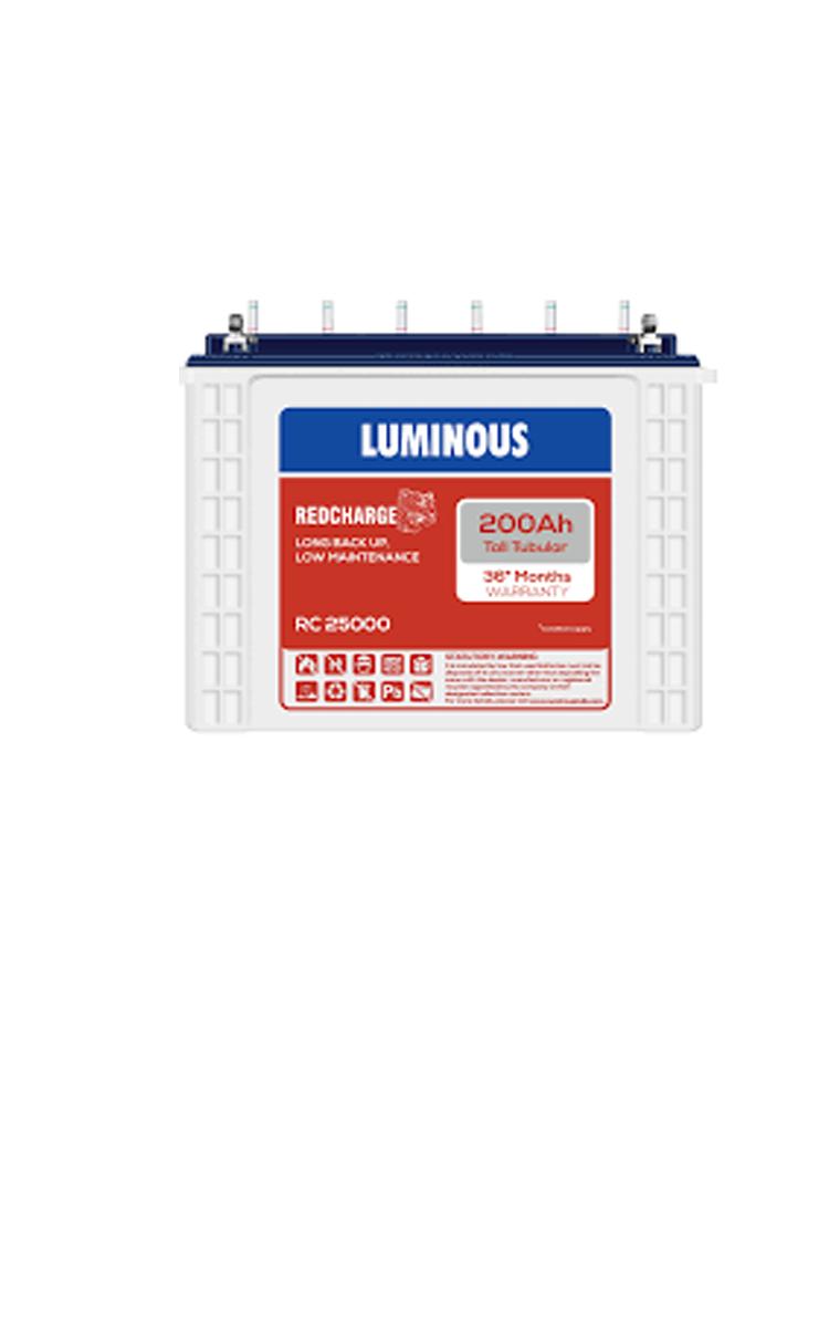 Luminous Inverter Battery RC 25000