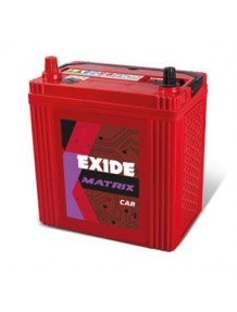 Exide Car Battery FMRO-MRED 75D23L