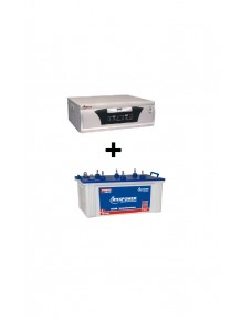 Microtek Home Ups 900 and EB 1600 Tubular Battery