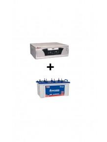 Microtek Home Ups 700 and EB 1800 Tubular Battery