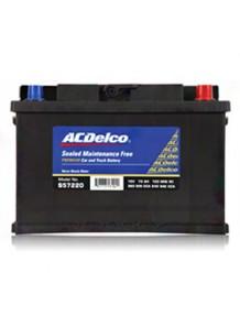 AC Delco Car Battery DIN 80