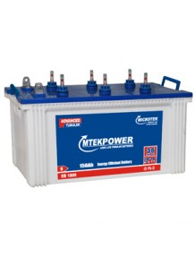 Microtek Inverter Battery MtekPower EB 1800