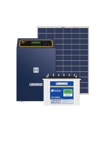 Luminous Solar Home Light System 3 kw