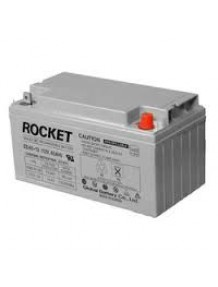 Rocket Smf Battery 12v  65AH