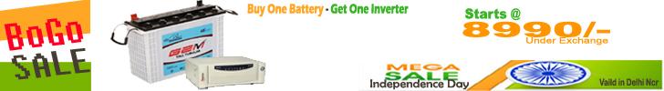 Inverter Batteries Gem