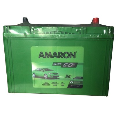 Amaron Car Battery Aam Go 000135d31r Car Batteries