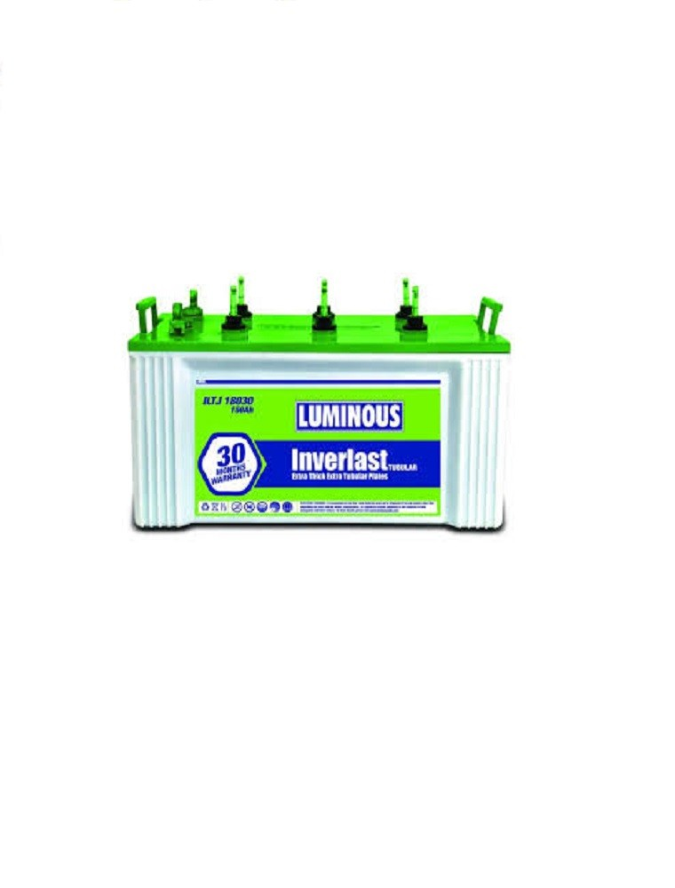 Luminous Inverter Battery ILT 18030