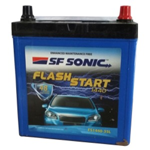 Sf Sonic Car Battery Fs1440 35l