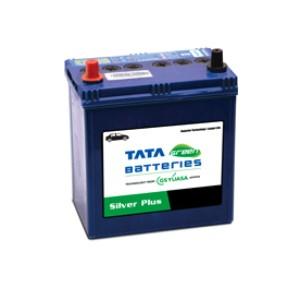 Tata Green Car Battery Din44l Silver Plus Ford Figo 1 4 Diesel