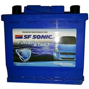 Sf Sonic Car Battery Fs1080 Din60 Nissan Micra Diesel Nissan