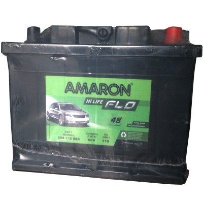 Amaron Car Battery Aam Fl 566101060 Nissan Micra Diesel Nissan