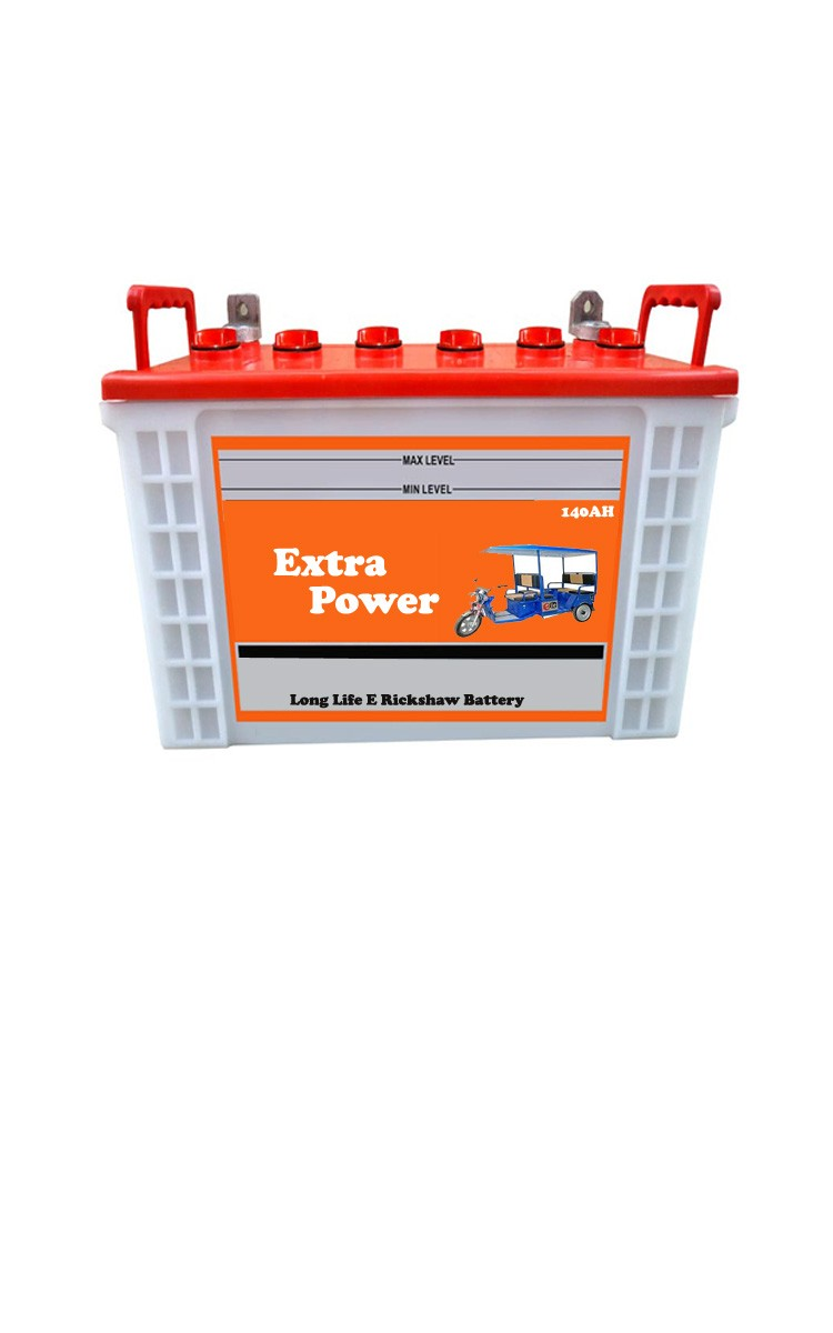 E Rickshaw Battery 1400