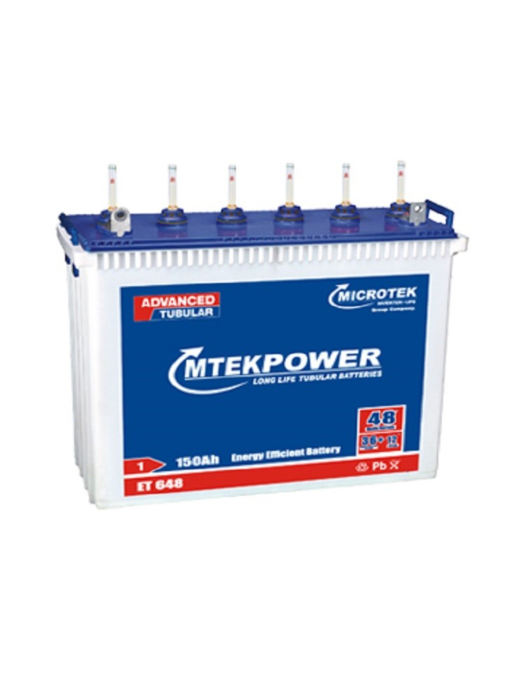 Microtek Inverter Battery Mtek Et 648 Price Microtek