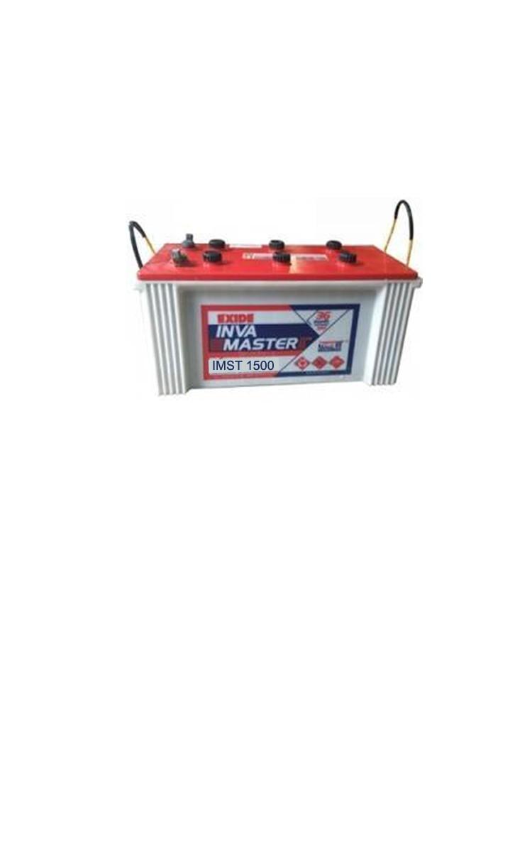 Exide inverter battery inva master imst 1500