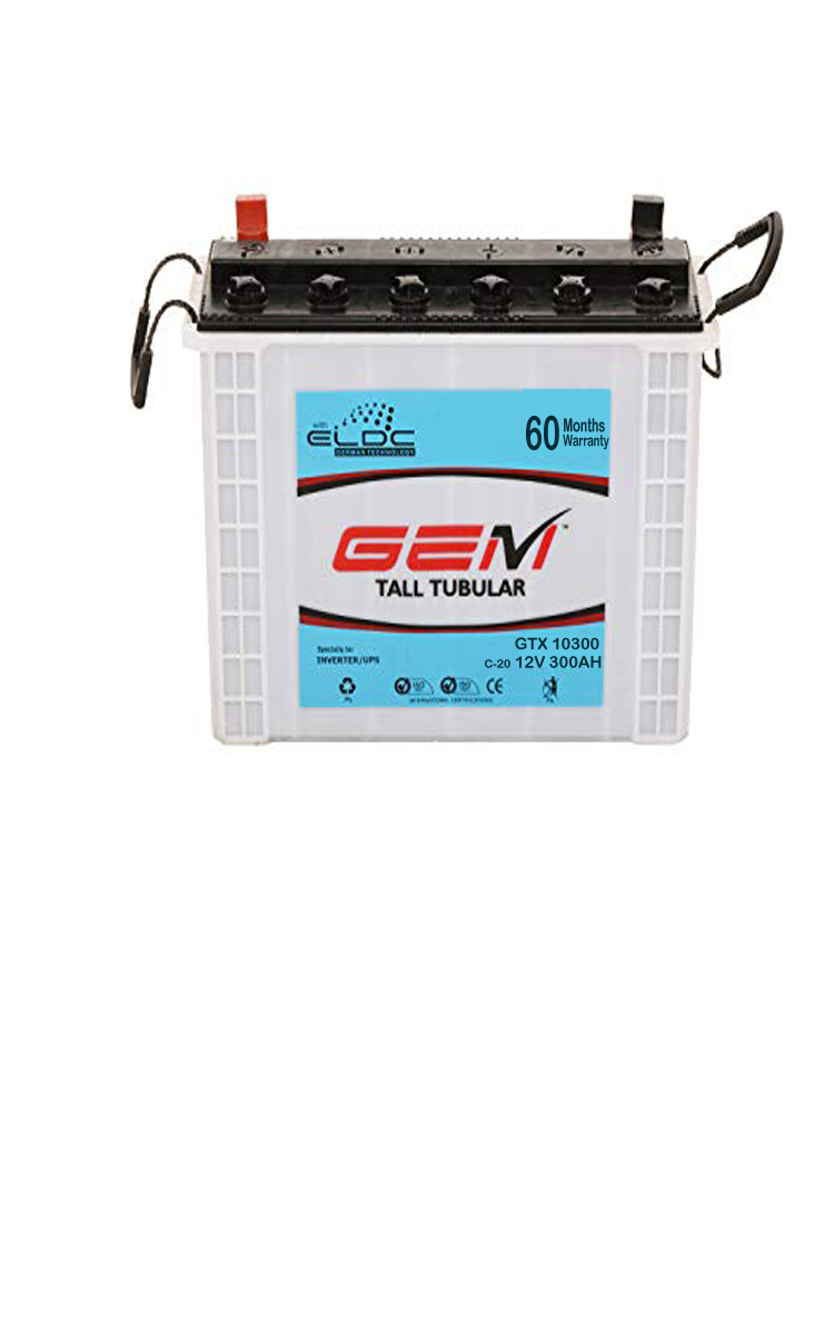 Inverter Battery 300AH