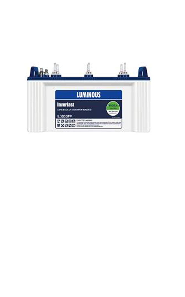 Luminous Inverter Battery Il1830 Fp Price Luminous