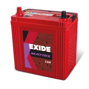 Exide Car Battery FMT0 MTRED DIN45L