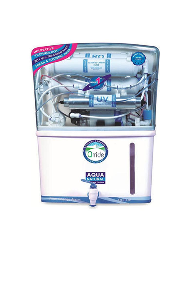 Arride RO Water Purifier UV UF 10 Ltr