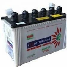 Exide Solar Battery 6LMS20 20AH