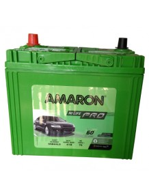 Amaron Car Battery AAM-PR-0055B24-LS