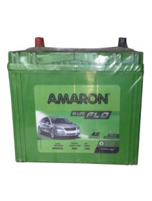 Amaron Car Battery AAM-FLO-80D23L 55AH