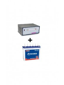 Microtek Inverter SW  5 Kva and ET 8080Tubular Battery