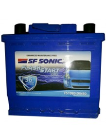 SF Sonic Car Battery FS1080-DIN60