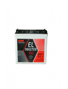 Exide Inverter Battery EL Master 150Ah Tall Tubular