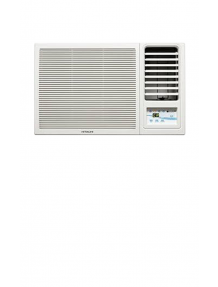 Hitachi AC 1 Ton 3 Star Window Air Conditioner