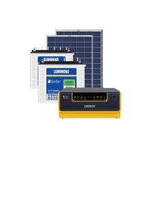 Luminous Solar Home Light System 1500 va