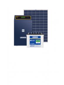 Luminous Solar Home Light System 5 kw