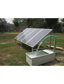 Sonnen Solar Water Pump .5HP